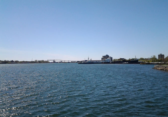 Sault Ste. Marie: A River and Two Cities with One Name