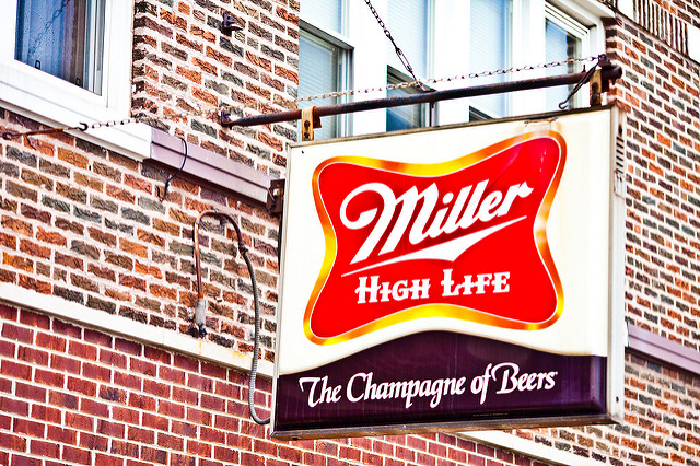 Milwaukee, Wisconsin: Champagne in the Sour Times