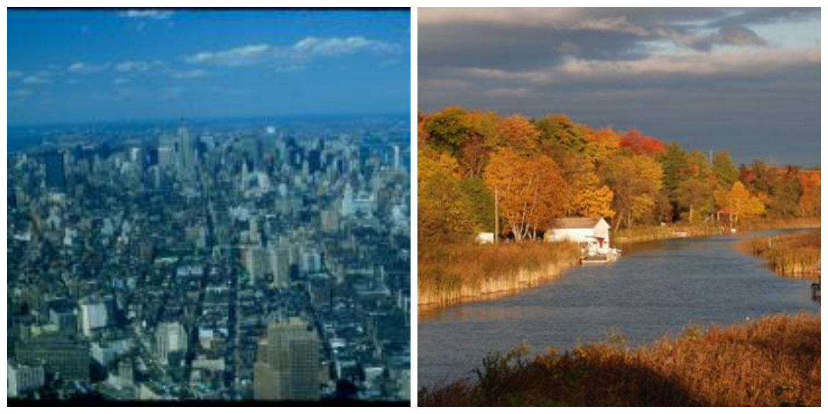 Living in Michigan, Dreaming Manhattan: A Meditation on Memory and Place